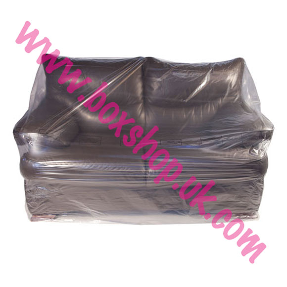 Polythene 3 Seater Sofa Covers