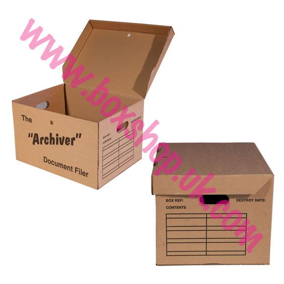 Economy Archive Boxes
