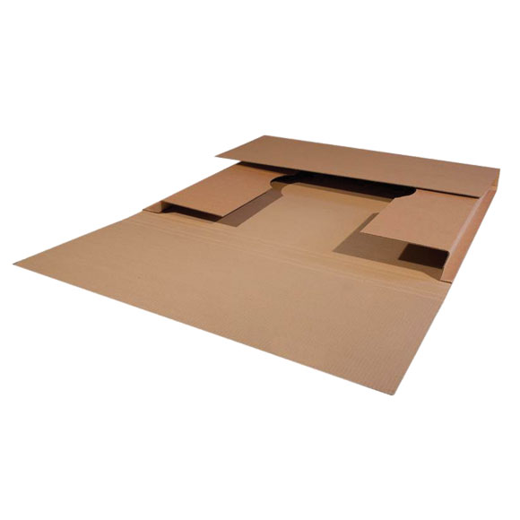 Boxes for moving pictures mirrors cardboard picture frame for Used boxes for moving house