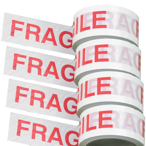 FRAGILE Removal Tape