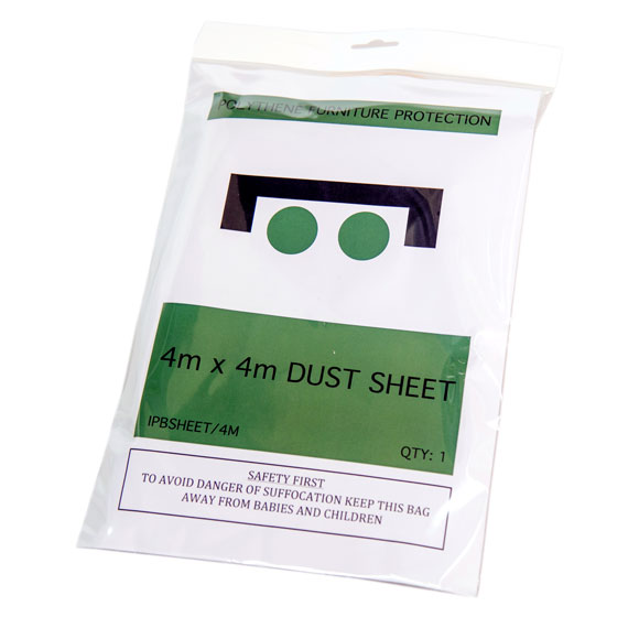Heavy Duty plastic Dust Cover
