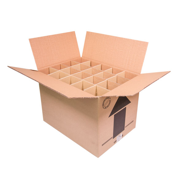 Wine Bottles & Glasses Box (20)