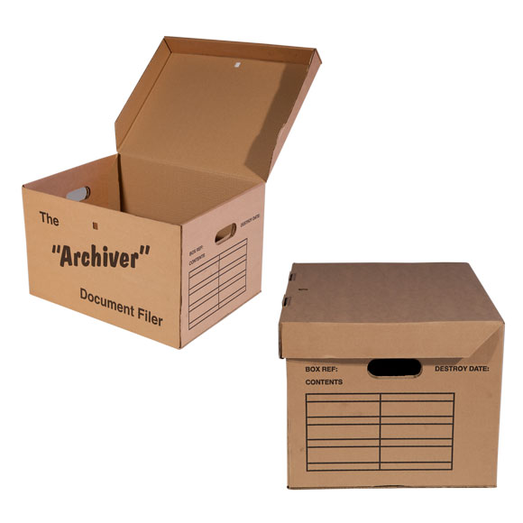 Regular Archive Boxes